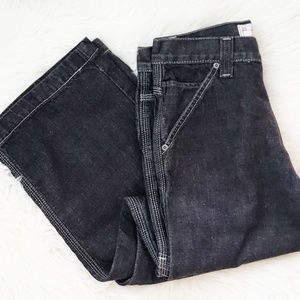 Levi's Carpenter Cargo Jeans High Rise Boy's 16R